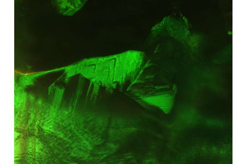 New photonic liquid crystals could lead to next-generation displays