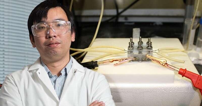 New process advances the field of carbon utilization