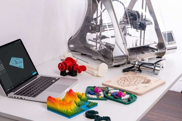 New process could strengthen 3-D-printed materials by 200 percent