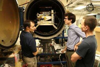 New salt-based propellant proven compatible in dual-mode rocket engines