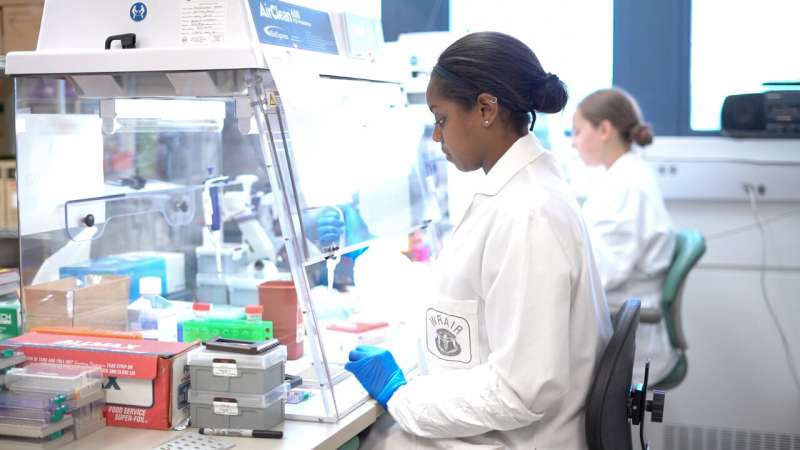 New sequencing study provides insight into HIV vaccine protection