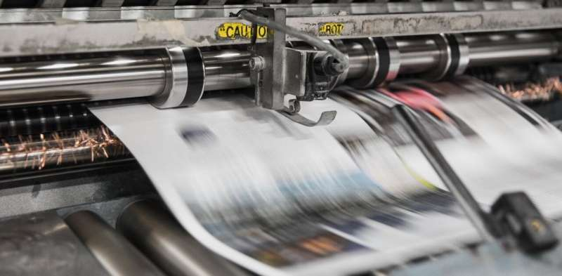 Newsrooms not keeping up with changing demographics, study suggests