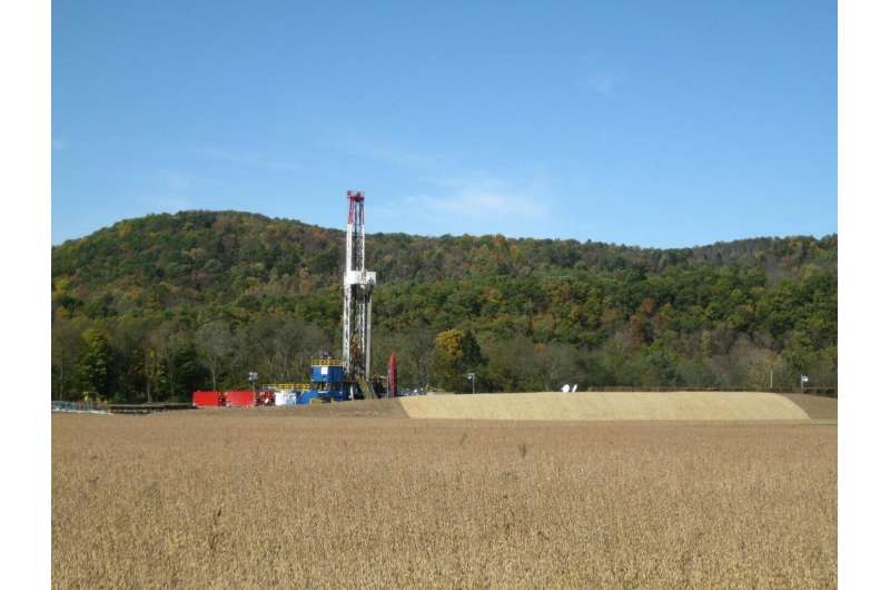 New study: Fracking prompts global spike in atmospheric methane