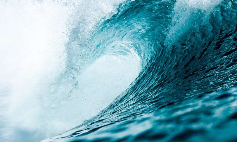 New study helps decode the movement patterns of tsunami-like solitary waves