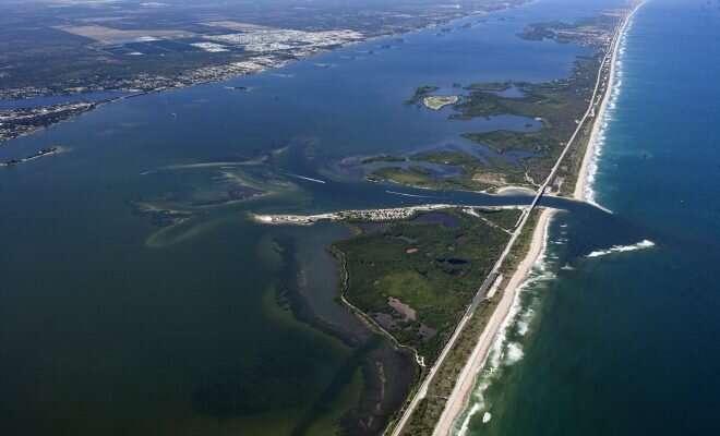 New study of Sebastian Inlet confirms link between sea level, sand volume