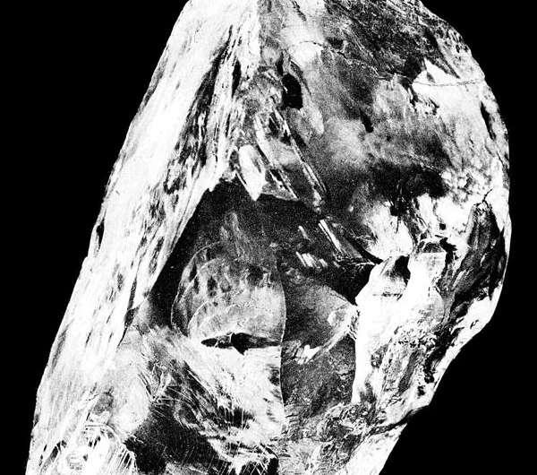 New study quantifies deep reaction behind 'superdeep' diamonds
