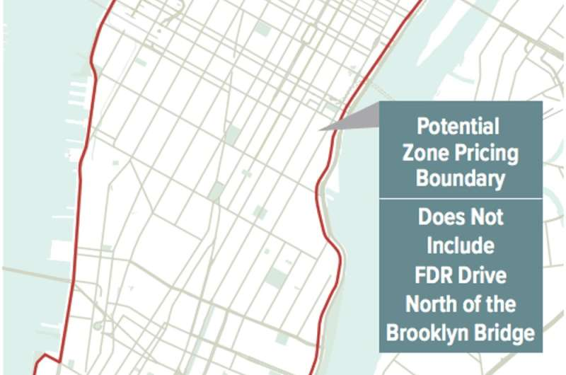 New York gets serious about traffic with the first citywide US congestion pricing plan
