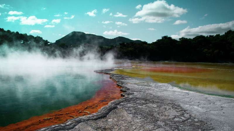 new zealand geothermal