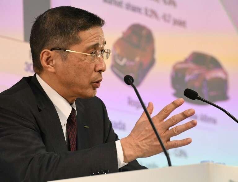 Nissan CEO Hiroto Saikawa has said he wants to turn over a new leaf
