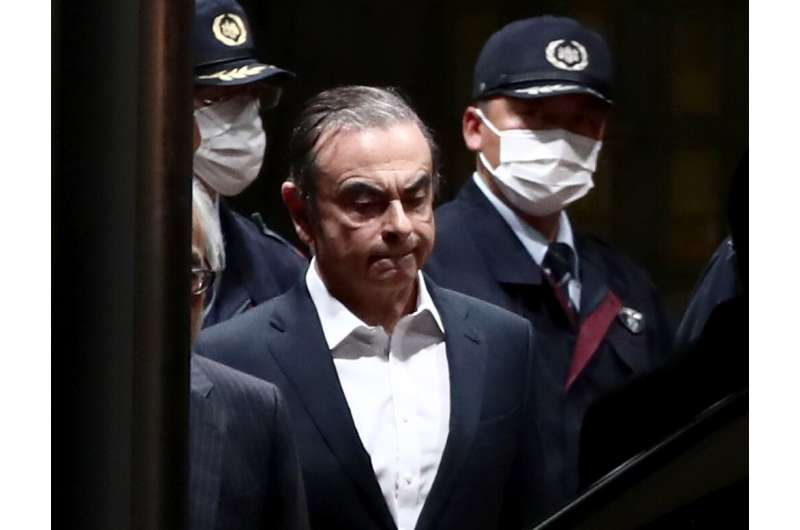 Nissan's former CEO Carlos Ghosn will pay $1 million in fines to settle with US securities regulators over what they said was a