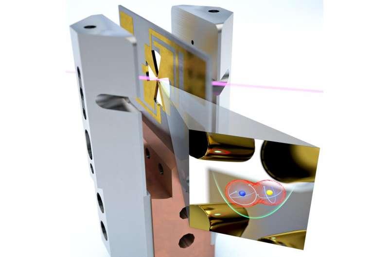NIST's quantum logic clock returns to top performance