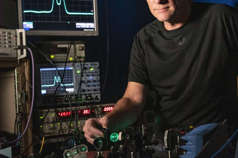 NIST team shows atoms can receive common communications signals