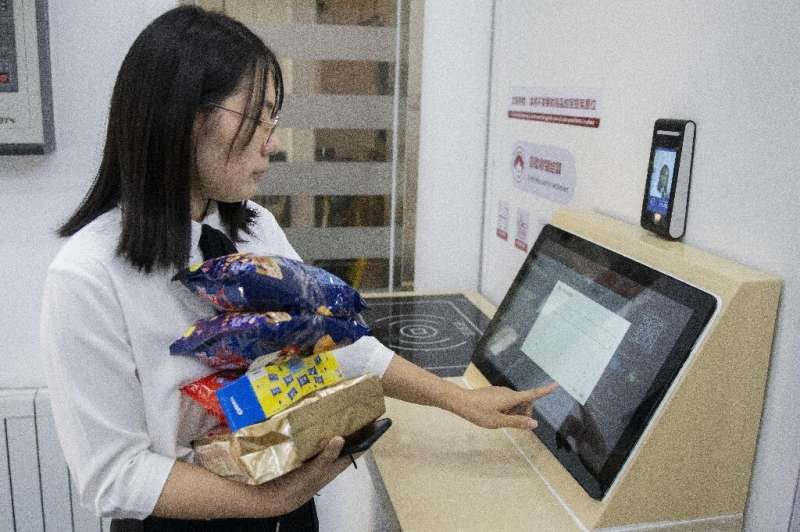 No cash, no cards, no wallet, and no smartphones: China's shoppers are increasingly purchasing goods with just a turn of their h