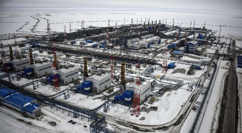 Novatek has experience working in the Arctic with its LNG project on the Yamal peninsula