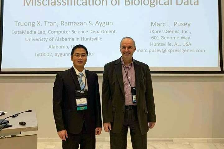 Novel else-tree classifier seeks to minimize misclassification in biological research studies