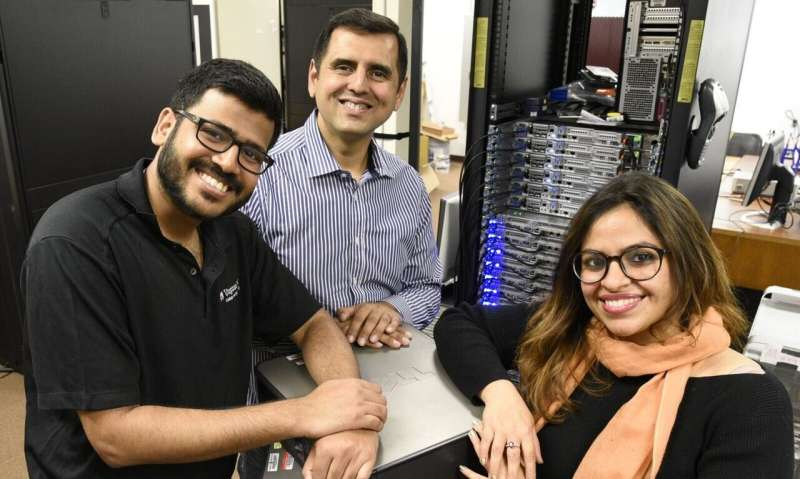 Novel software to balance data processing load in supercomputers to be presented