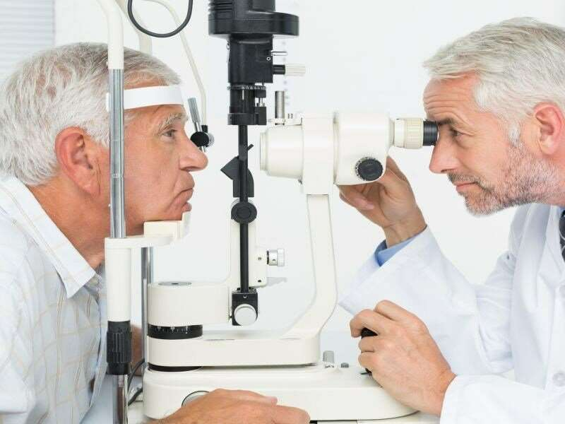 Ocular protein levels may be useful for alzheimer testing
