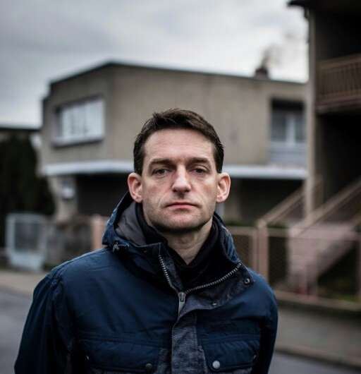 Oliwer Palarz, an activist with the Smog Alarm NGO, lodged Poland's first legal complaint against the state, alleging his right