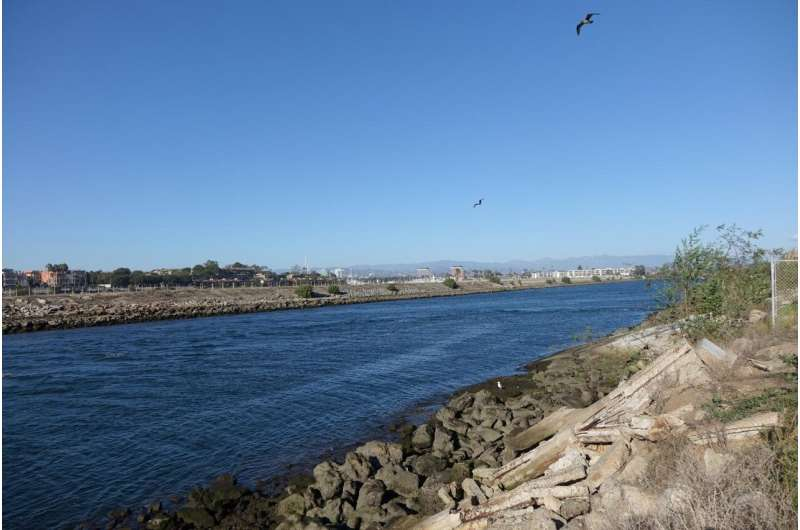 On water sustainability, L.A. County earns C+ from UCLA environmental report card