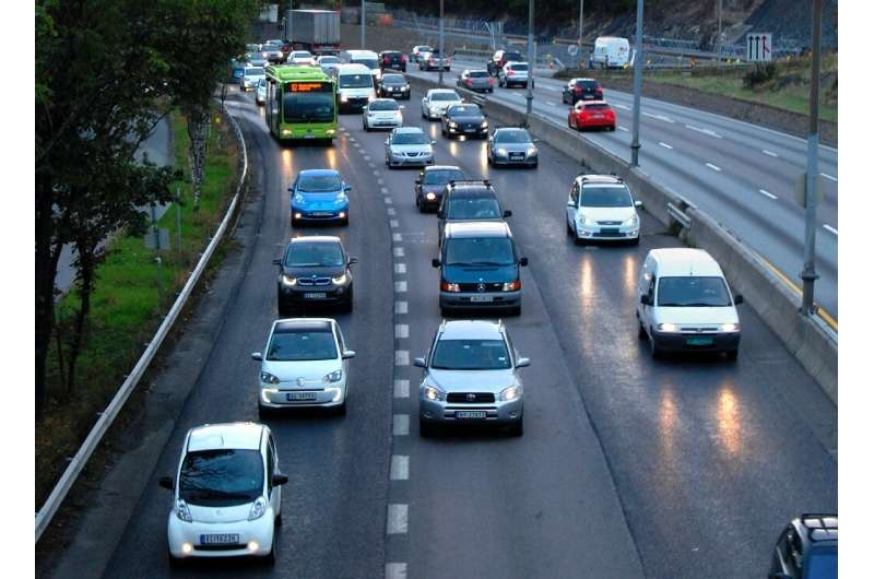 Oslo is thisyear's European Green Capital and the municipality also wants to reduce car traffic overall by a third compared to