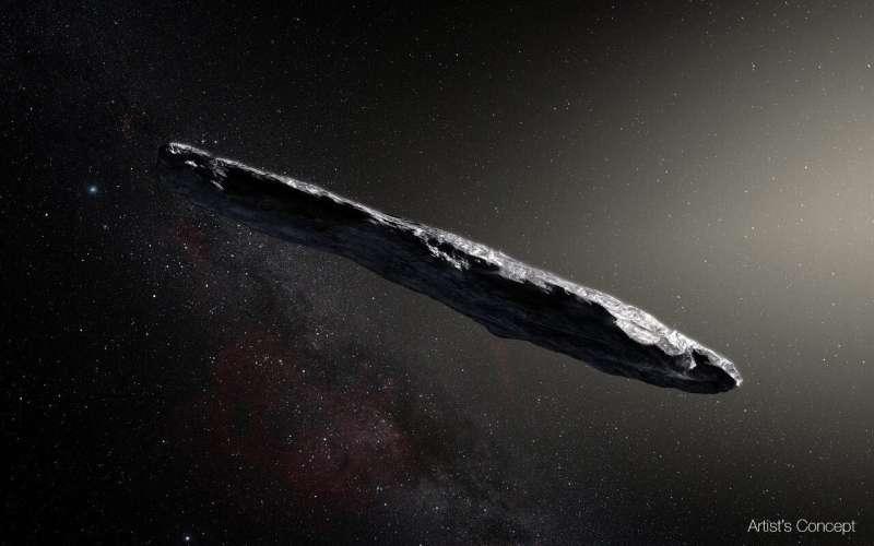 'Oumuamua is not an alien spacecraft