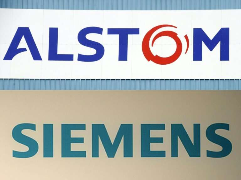 Paris and Berlin were not happy when the EU blocked the proposed merger of Alstom and Siemens