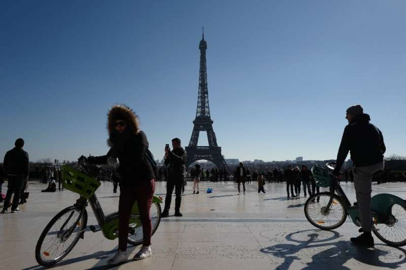 Paris first introduced its Velib' shared bike scheme in 2007