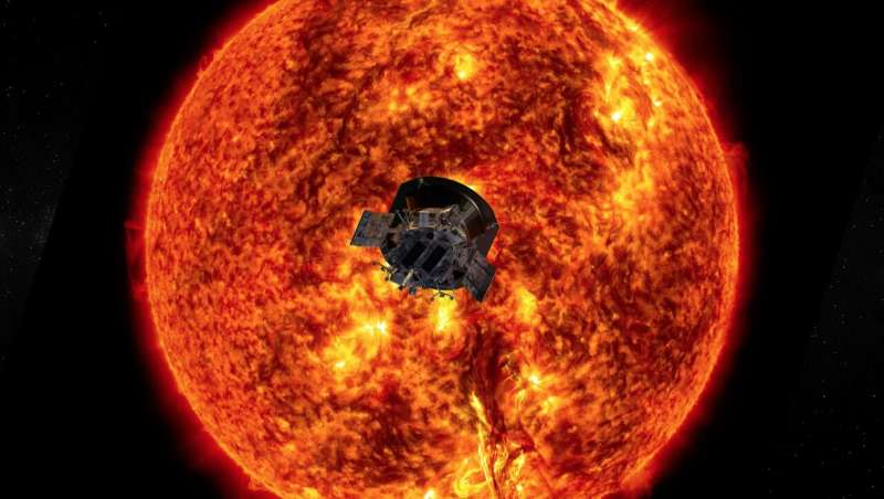 Parker Solar Probe traces solar wind to its source on sun's surface: coronal holes
