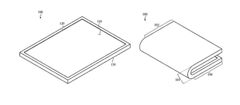 Patent talk: Apple has foldables, durability on its mind