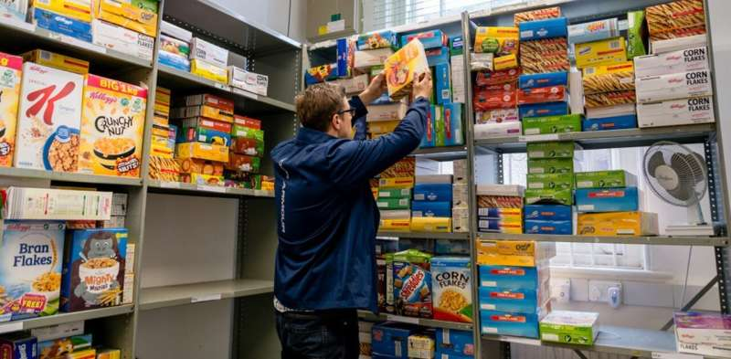 People who use food banks live in substandard and unaffordable homes – new study