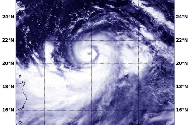 Philippines on alert with Typhoon Lekima
