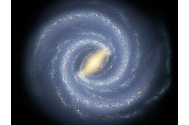 Physicists analyze rotational dynamics of galaxies and influence of the photon mass
