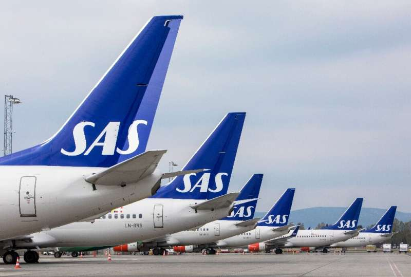 Pilots demanding better pay and conditions walked off the job in Sweden, Denmark and Norway on Friday and the disruption is now