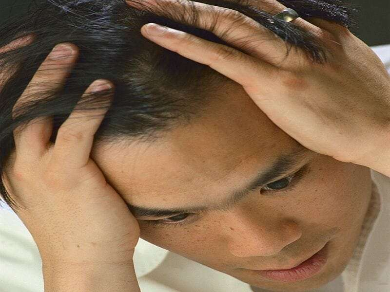 Poll: americans among most stressed people in the world
