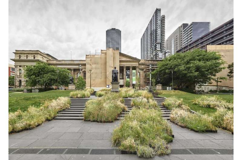 Pop-up parks deliver big benefits in small spaces