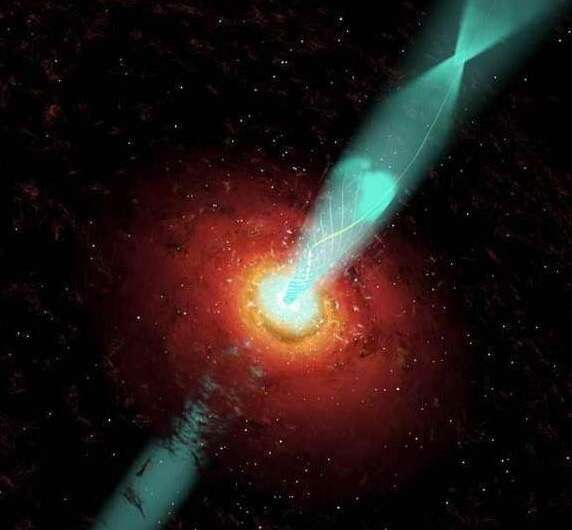 Powering the extreme jets of active galaxies