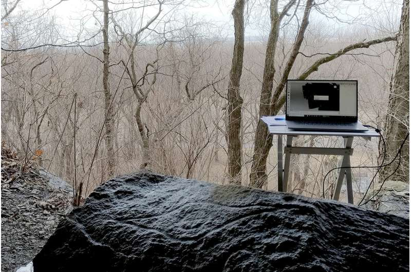 Preserving the past in 3-D