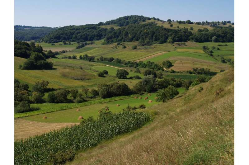 Producing food whilst preserving biodiversity