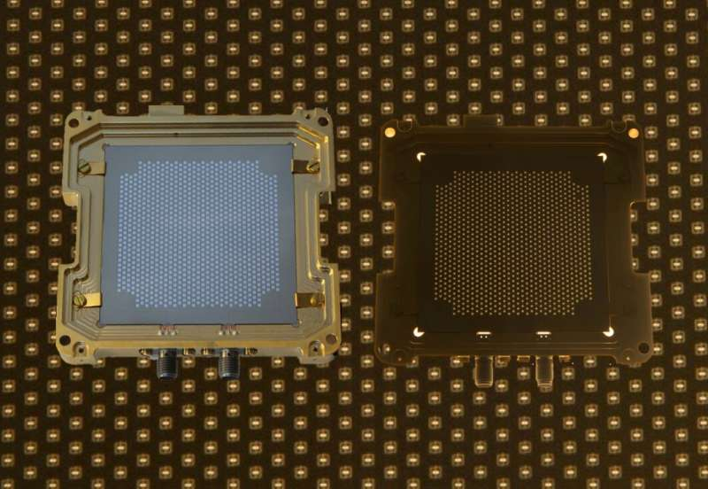 Promising far-infrared detectors better protected against cosmic rays