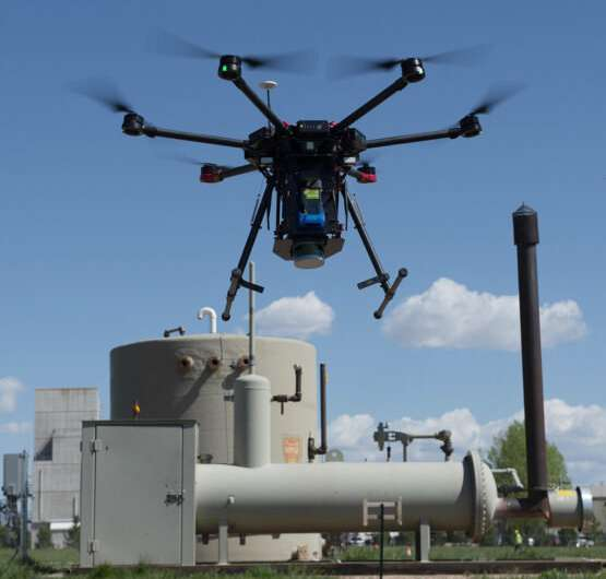 Promising mobile technologies find methane leaks quickly, Stanford/EDF study finds