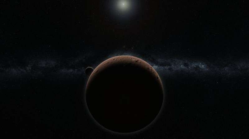 Public invited to help name the largest unnamed world in the solar system