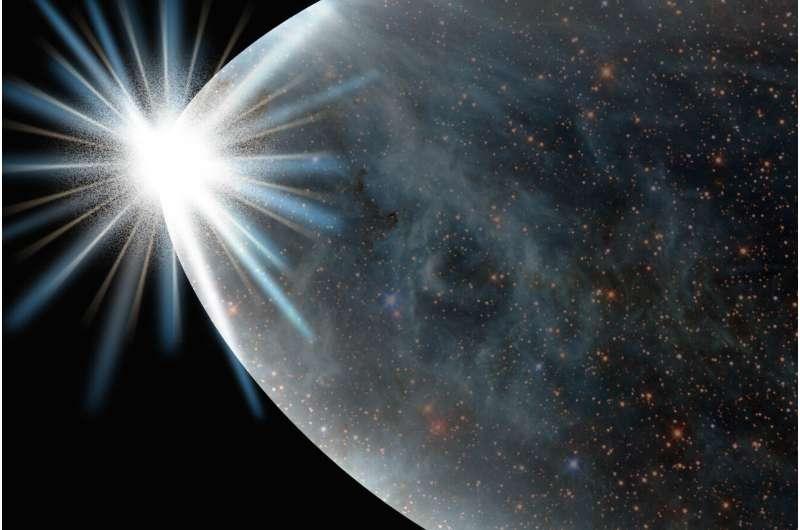 Putting the 'bang' in the Big Bang