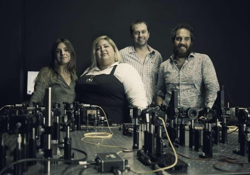 Quantum light improves sensitivity of biological measurements