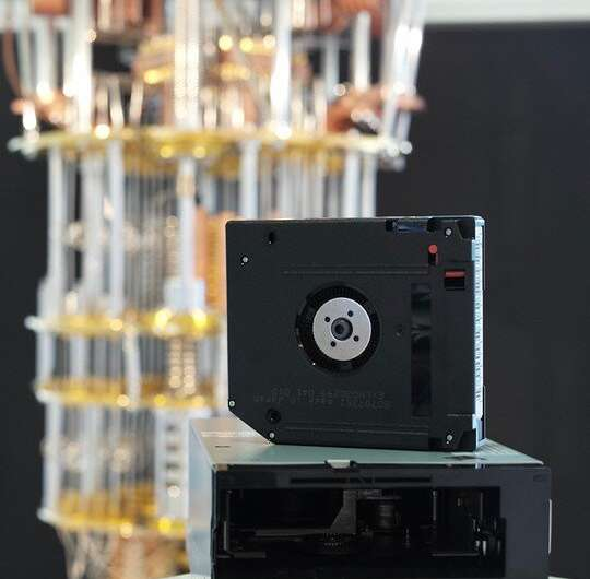 Quantum safe tape drive: IBM team eyes encryption future