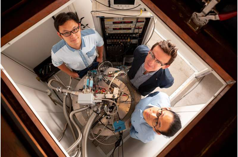 Quantum world-first: researchers reveal accuracy of two-qubit calculations in silicon