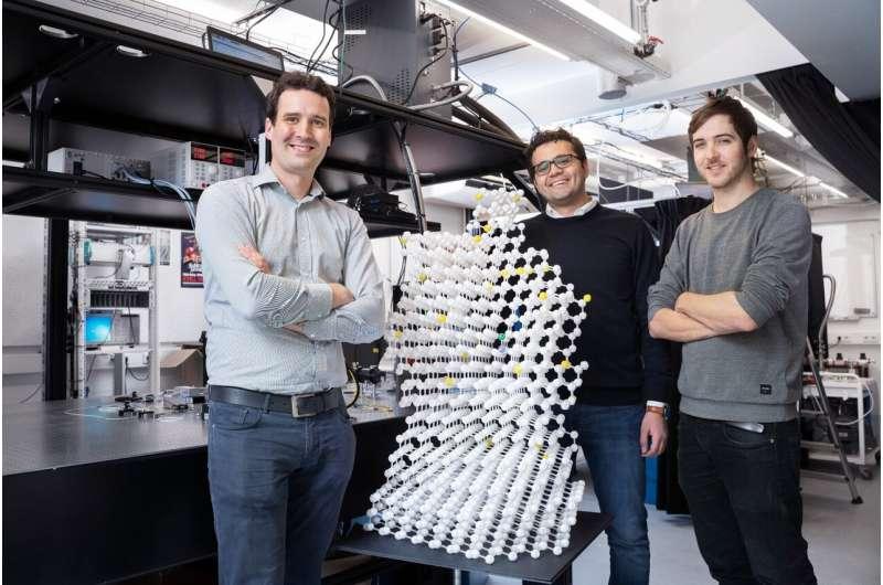 QuTech realises 'MRI on the atomic scale'