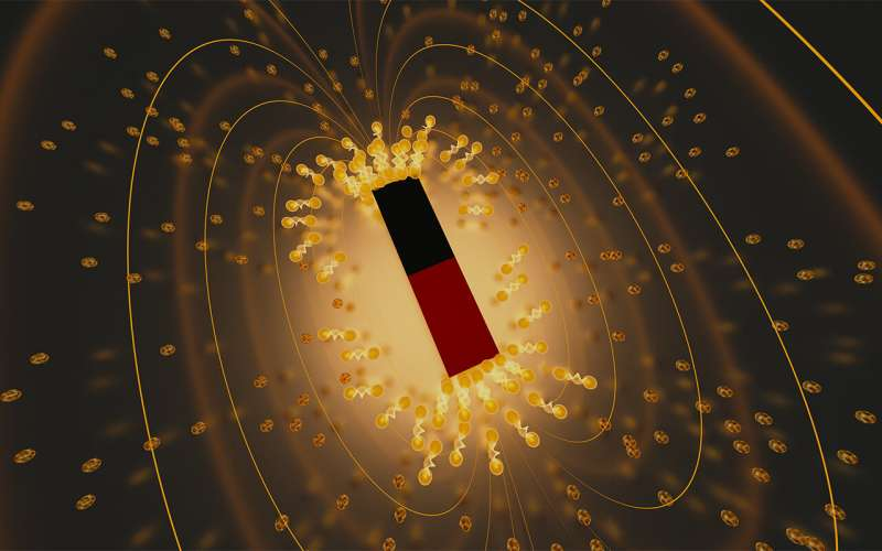 Rare 'Lazarus superconductivity' observed in promising, rediscovered material