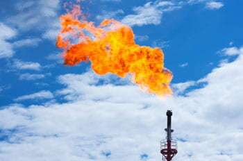 Reducing gas flaring will benefit economy and environment, says Baker Institute expert