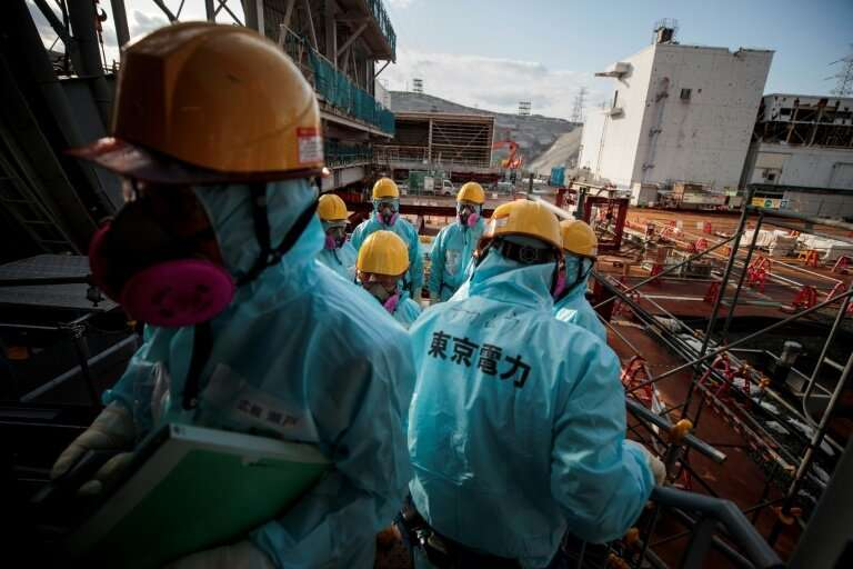 Removing the melted fuel is considered the most difficult part of the massive clean-up operation and is not expected to begin un