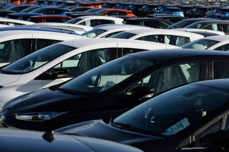 Renault sold a record 3,884,295 vehicles in 2018